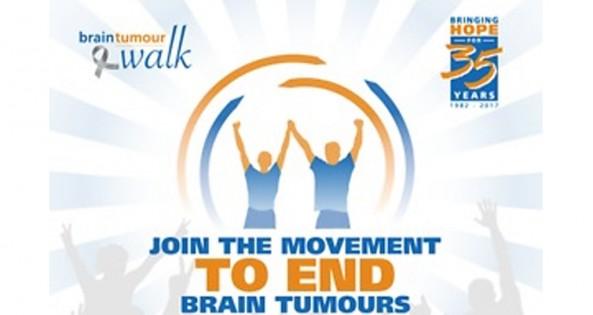 Brain Tumour Walk 2017 Logo