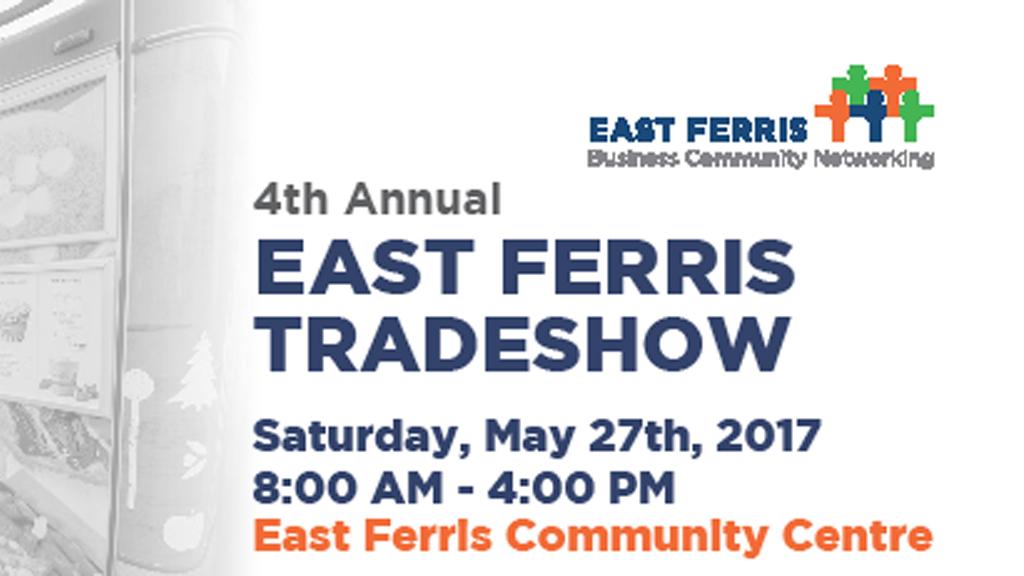 East Ferris Tradeshow Logo 2017