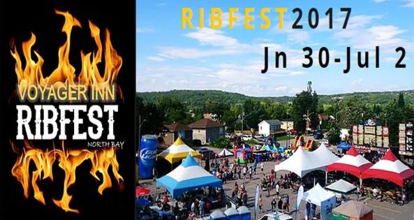 Ribfest Logo 2017