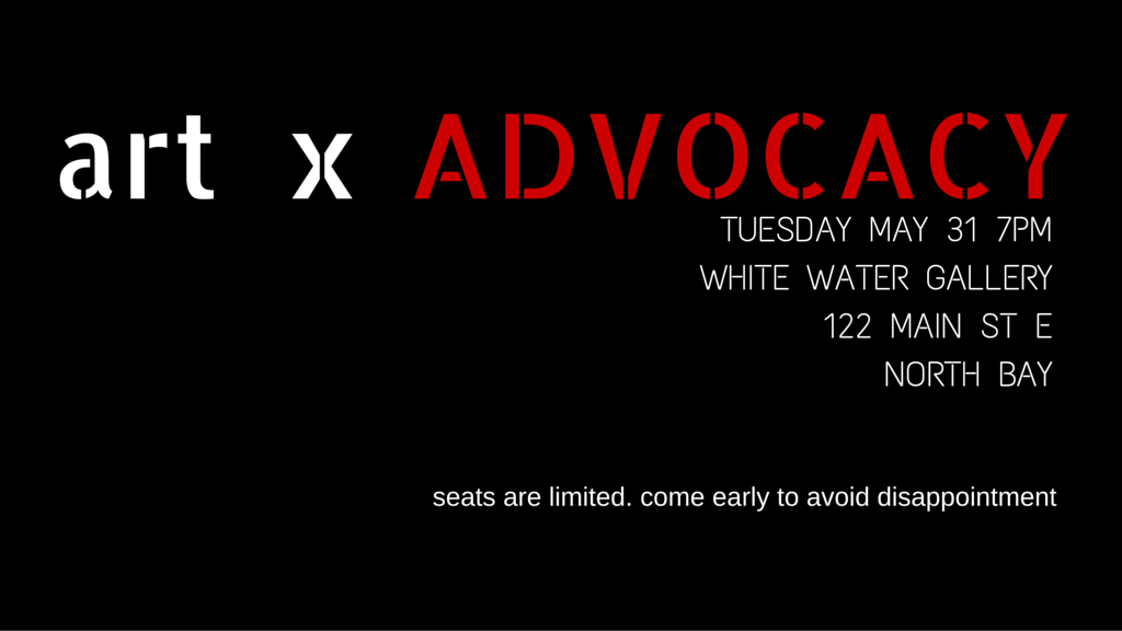 how to make an advocacy