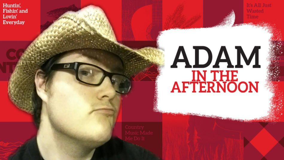 Adam In The Afternoon