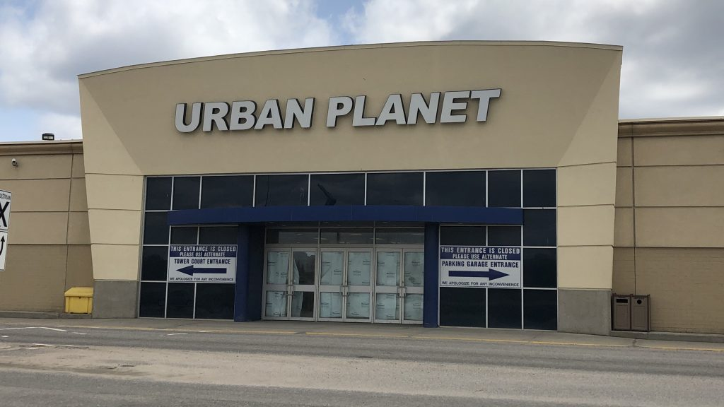 Coming soon to Northgate... Urban Planet - Country 600