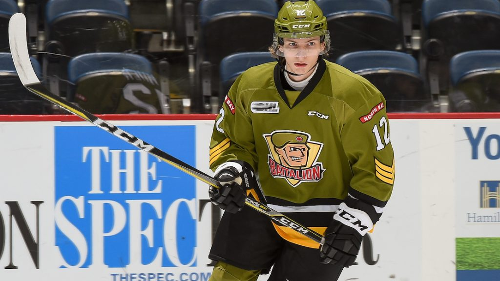 Troops to select two players at today's CHL Import Draft - Country 600