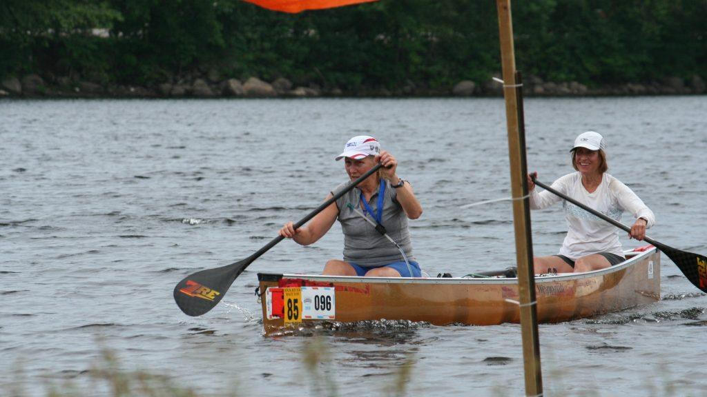 Results from Mattawa River Canoe Race - Country 600