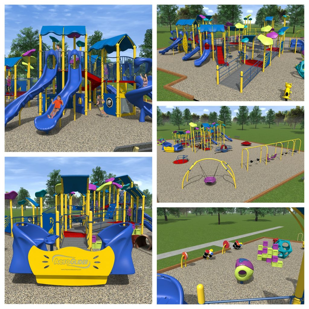 New Accessible Playground On The Way For Lee Park Kiss 100 5 North Bay
