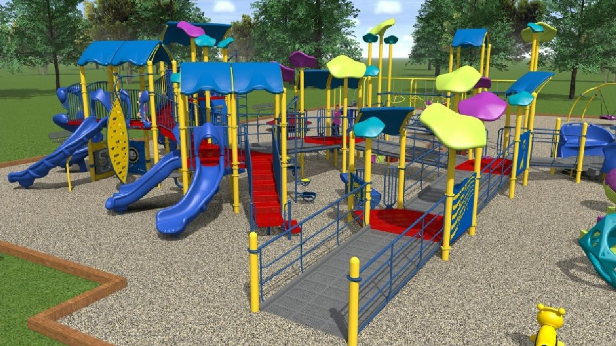 New Accessible Playground On The Way For Lee Park Country 600