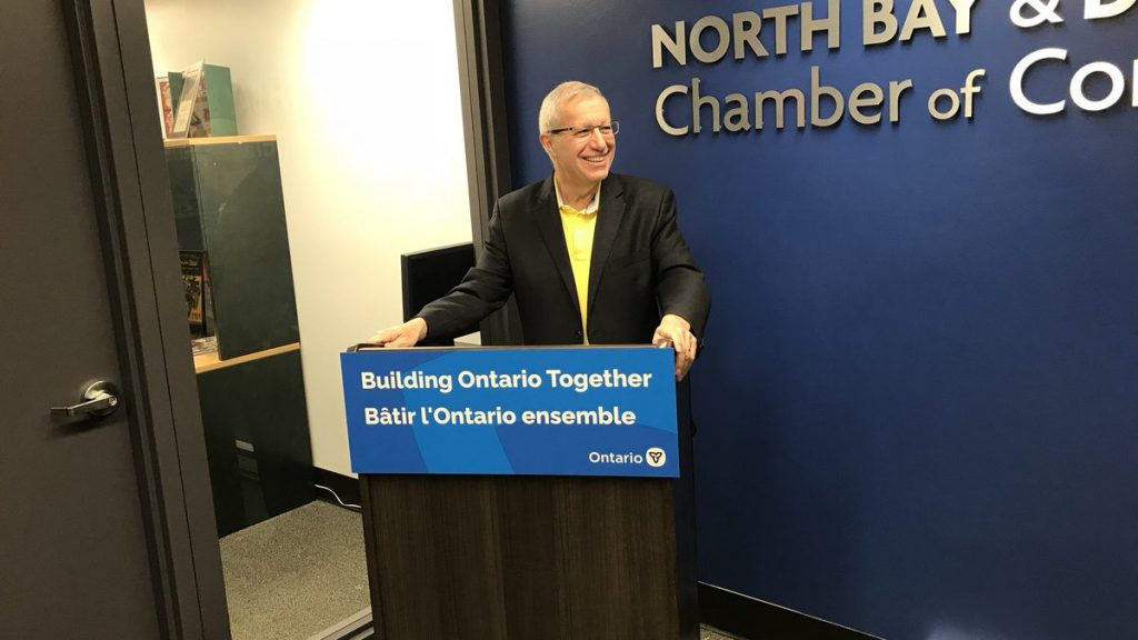 Provincial funding announced for 11 communities in Nipissing - Country 600